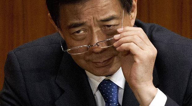 China's government is facing a campaign to give disgraced Bo Xilai a fair trial (AP)