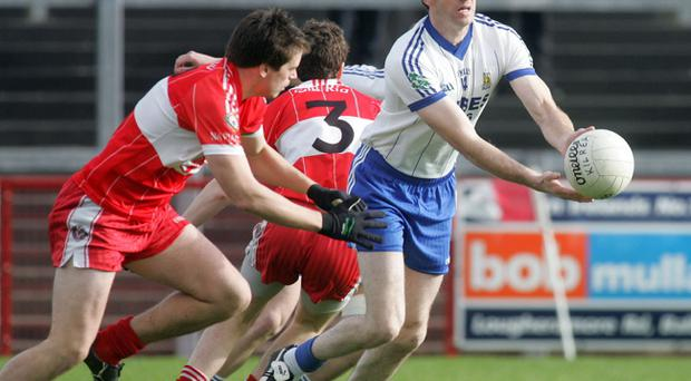 Enda Muldoon is eager to enjoy trophy success