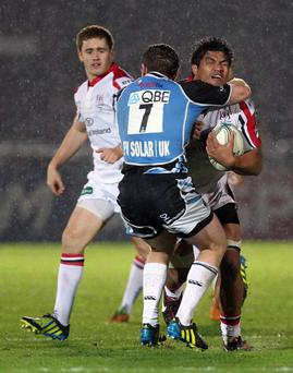 Nick Williams played crucial role against Glasgow