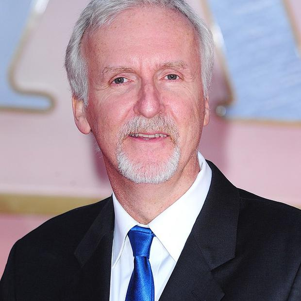 James Cameron has lined up a new directing project