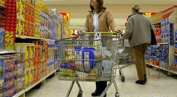 The new colour-coded label system will include information on guideline daily amounts
