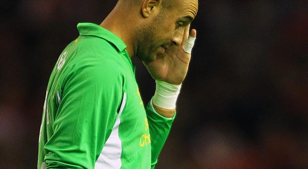 Pepe Reina says he is making a good recovery