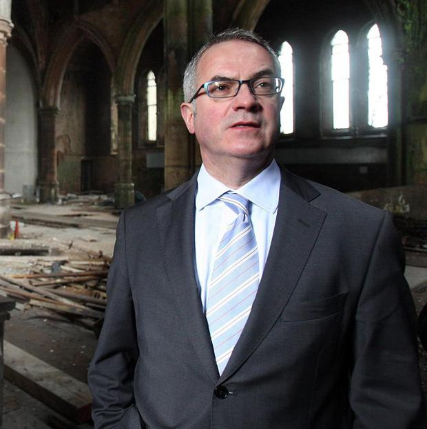 Alex Attwood called for local authorities to flex their muscles when tackling blight caused by dereliction