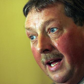 Sammy Wilson has warned over the cost of delays to public pension reform