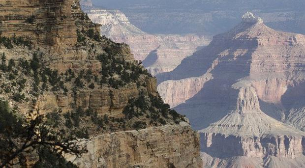 Google is taking its Street View service into the Grand Canyon (AP)