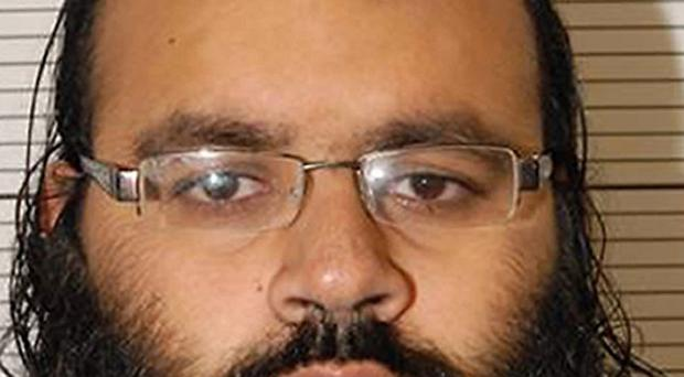 Irfan Naseer, 31, is part of a group facing terror related charges