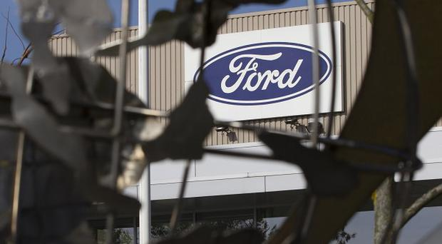 The Ford plant in Genk, Belgium is to close (AP)