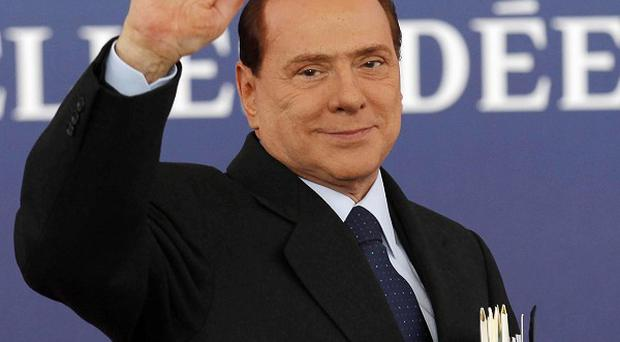 Former Italian PM Silvio Berlusconi indicated that he will not entirely step aside from politics
