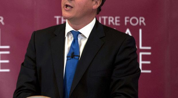 David Cameron is at loggerheads with the European Court of Human Rights over the issue of votes for prisoners