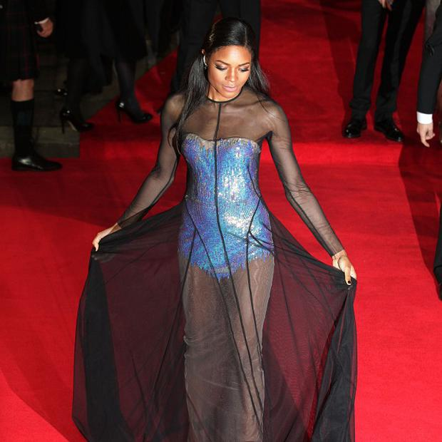 Naomie Harris says a Bond girl has to be a modern woman in 2012