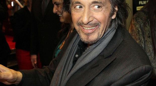 Al Pacino is joining the cast of Imagine