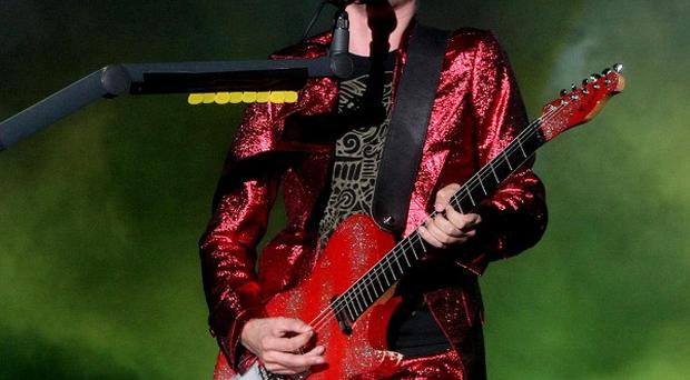 Matt Bellamy of Muse says performing at the Olympic closing ceremony was 'mind-blowing'