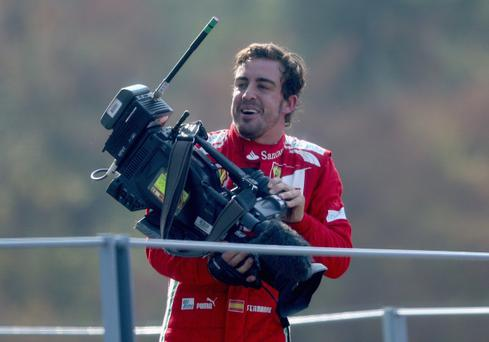 Fernando Alonso is aiming for a third championship