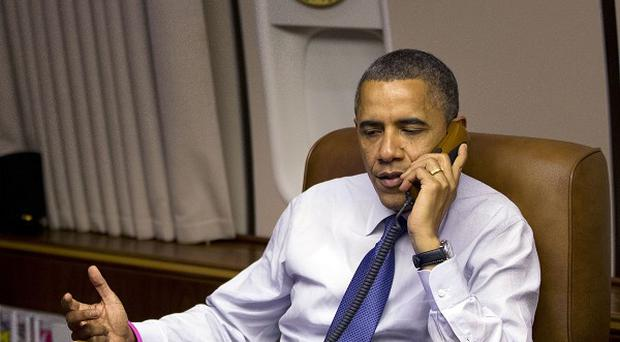 The Obama administration's account of the Benghazi events has become a campaign issue (AP/Pablo Martinez Monsivais)