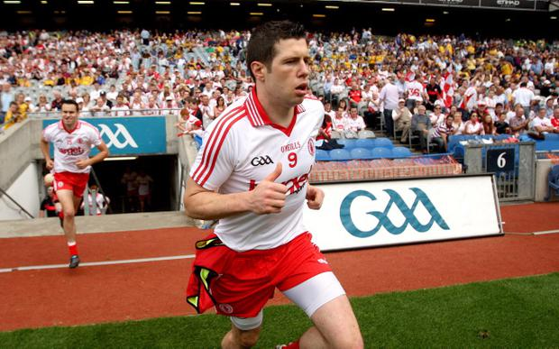 Tyrone's Sean Cavanagh is one of the stars set to line out for Ulster in the Match for Michaela
