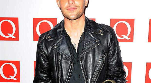 Brandon Flowers said he is looking forward to performing in the UK