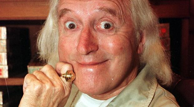 Jimmy Savile died last year aged 84