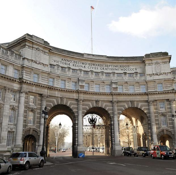 Admiralty Arch has been leased for 99 years to development company Prime Investors Capital