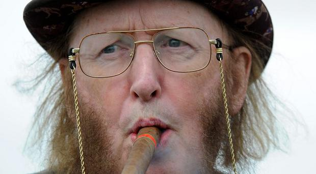 John McCririck accused Channel 4 of ageism after he was sacked as part of the broadcaster's horse racing team