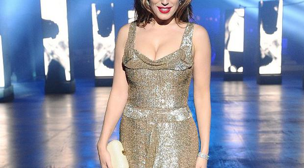 Kelly Brook will join dancers from the Paris Crazy Horse cabaret in the show
