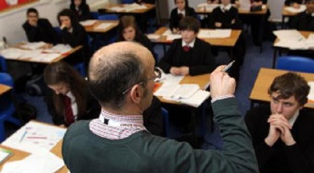 Before starting training, would-be teachers will need to write an English essay and pass a maths test