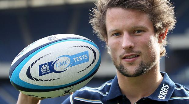 Peter Horne is looking forward to Scotland's training camp