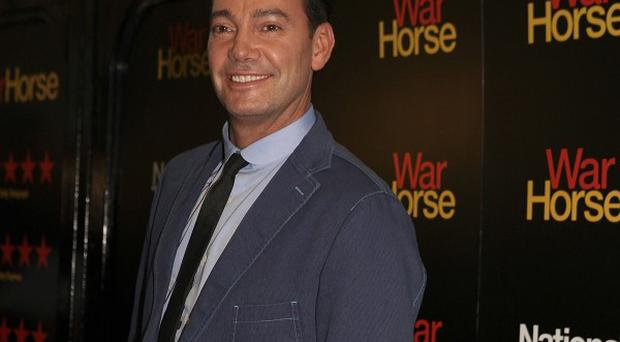 Craig Revel-Horwood attended the anniversary performance of War Horse
