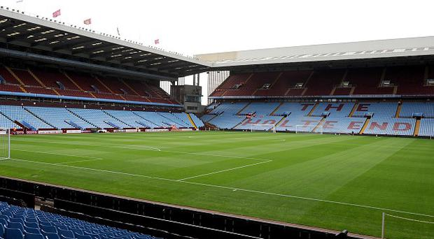 Aston Villa have backed the idea of trialling standing areas