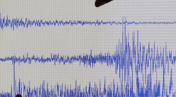 An earthquake with a magnitude of more than five has rocked a number of small towns in southern Italy