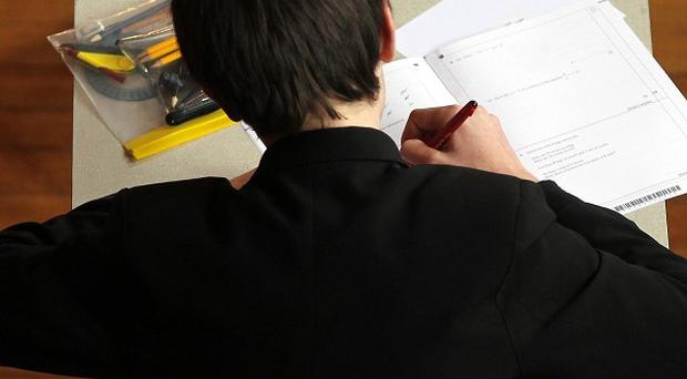 Legal action has been launched against Ofqual over the GCSE regrading fiasco