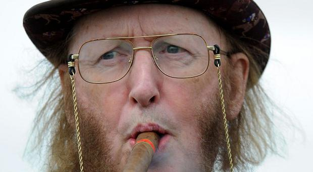 John McCririck said he was devastated after being sacked as a result of 'audience research'