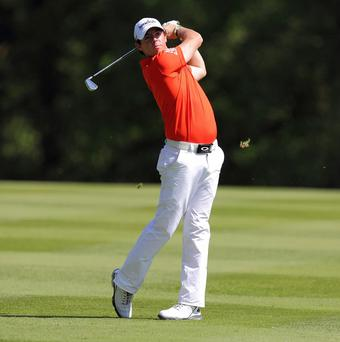 Rory McIlroy carded a bogey-free 65 at the BMW Masters