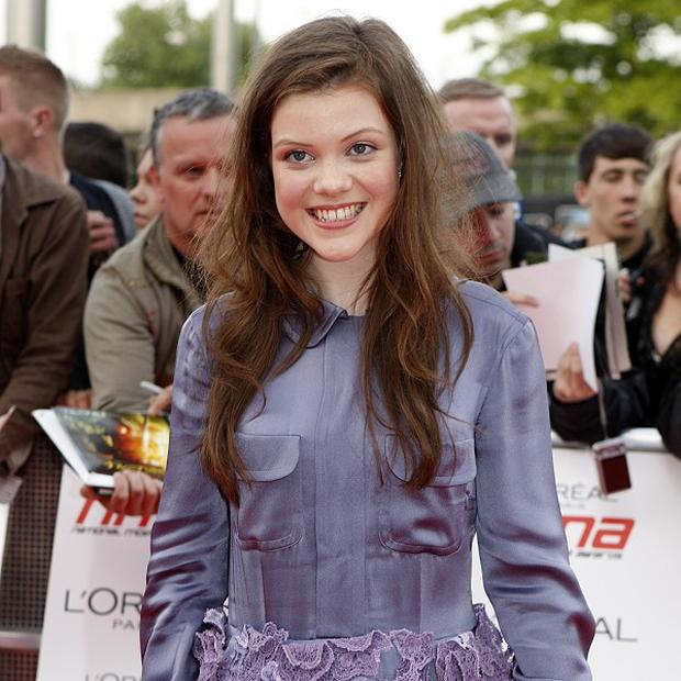 Georgie Henley has landed the lead in a new movie