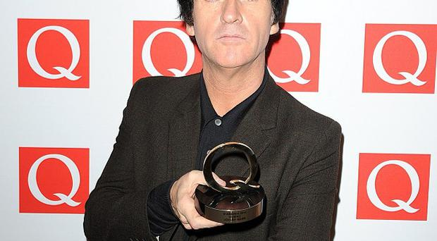 Johnny Marr recorded part of his new album in Berlin