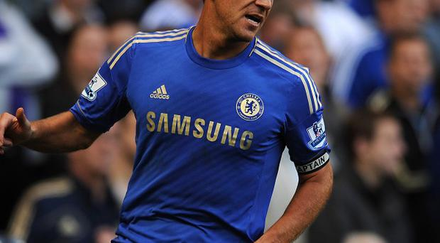 John Terry has even been retained as Chelsea's captain