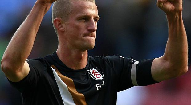 Boss Martin Jol insists Fulham have made a 'good offer' to Brede Hangeland, pictured