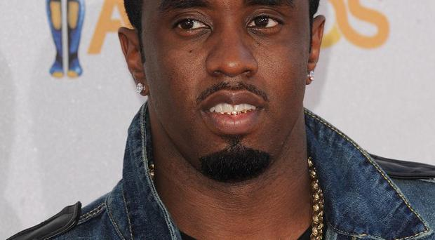 Sean 'P Diddy' Combs is being treated for his injuries after a car crash