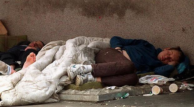 Changes to the benefit system could lead to people being made homeless, a charity has warned