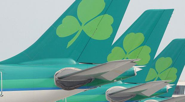 Unions will meet on Tuesday to decide whether to take industria action against Aer Lingus in the run-up to Christmas