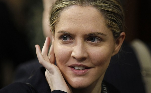 Controversial commentator Louise Mensch widely derided after social media gaffe