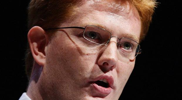 Danny Alexander accepted that the past two years have been more difficult economically than the Government expected