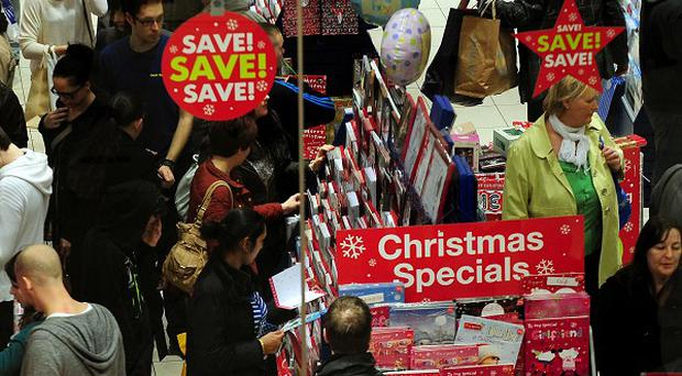A study has revealed what people plan to spend on their Christmas shopping this year