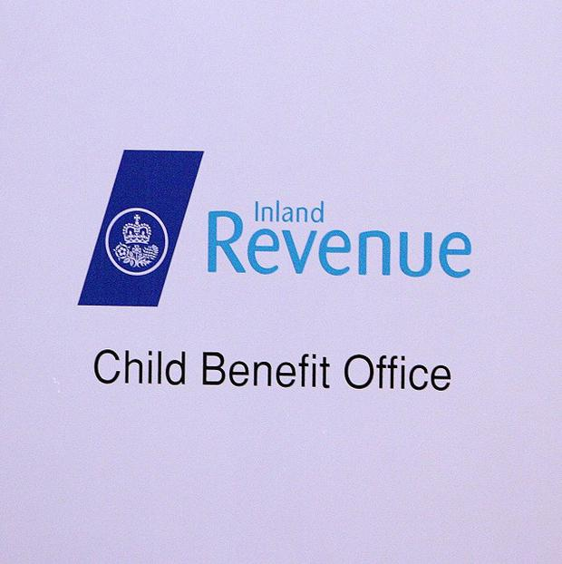Letters are being sent by HM Revenue and Customs to advise around one million households how their child benefit payments will change