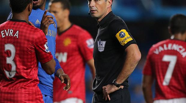 Mark Clattenburg has been backed by the referees' union