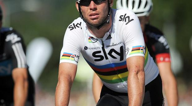 Cycling star Mark Cavendish has previously competed in the Giro d'Italia
