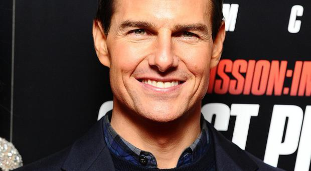 Tom Cruise and his family were out when a neighbour entered the star's property on Sunday