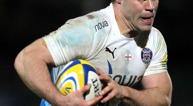 Dan Hipkiss saw red as Bath ground out a 23-15 win over Exeter
