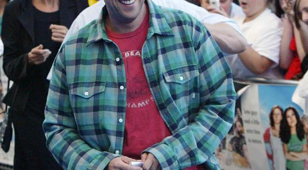 Adam Sandler will co-write and star in Ridiculous 6