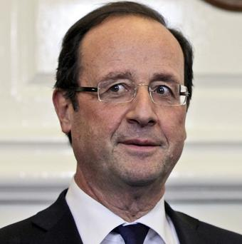 Francois Hollande may attempt to force search engines such as Google pay each time they use content from French media