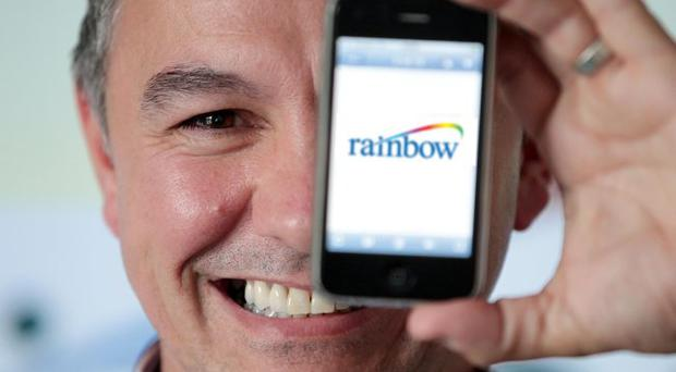 Rainbow's John Glackin says 4G will benefit firms with its top speed
